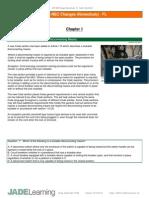 2014 NEC Changes (Homestudy) - FL