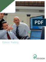 Brochure Edison TradingEN