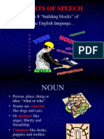 parts of speech.ppt