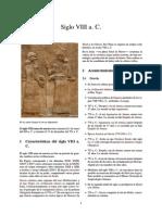 Siglo VIII a. C.