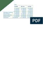 Excel Ejercicio 9 Adobe Reader