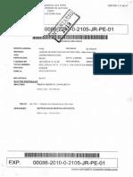 Expediente 00086-2010-0-2105-JR-PE-01