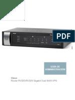 Manual Rv320 Cisco Router