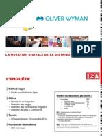 Etude Sur Omnicanal - LSA - Oliver Wyman