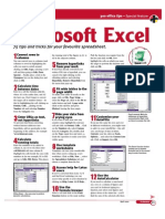 Excel Fromulas