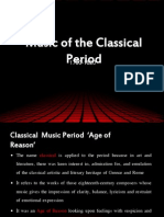 Classical Music Period (Introduction)