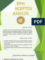 Conceptos Basicos BPM