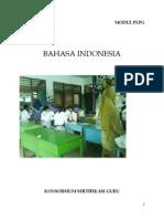 MODUL PLPG Bahasa Indonesia