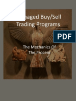 Mechanics of Managed Buy Sell