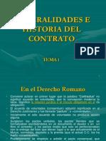 Derecho de Contratos Parte General