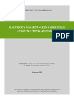 ELECTRICITY GOVERNANCE_Institutional Assessment.pdf