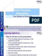 13.Effects of Exercise