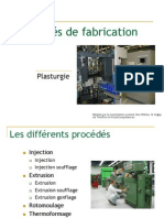 procedes fabrication