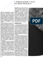 Orfebreria Castreña. Bieito Perez Outeiriño. PDF