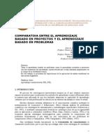 Comparación APB y APBR