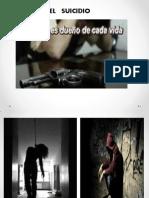 Suicidio - psicología