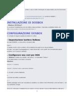 Installare Masm in Dosbox