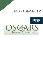 Awards - Piano