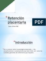 Pae Retencion Placentaria