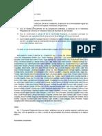 Reglamento Para Ejercer El Comercio en San Salvador