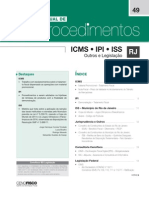 ICMS Material Promocional