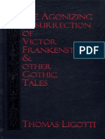 The Agonizing Resurrection of Victor Frankenstein and Other Gothic Tales (1)