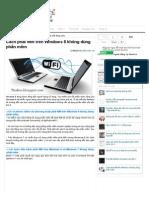 Cách Phát Wifi Trên Windows 8 Không Dùng Phần Mềm _ Namkna's Blog
