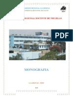 Monografia Hosital Regional Trujillo