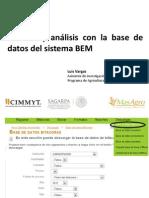 TTF-MEX-BIT-Graficas y Analisis Con Base de Datos Del Sistema BEM-20140318