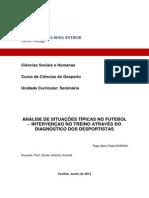Intervenção No Treino Através Do Diagnóstico Dos Desportistas - Tiago Patita