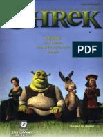 Shrek book music sheet