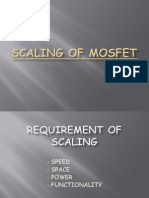 Effects Scaling
