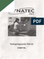 Dynatec - PSG 45