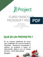 Curso Basico Project 2014