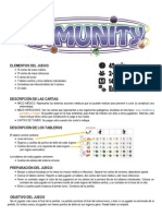 Immunity Reglas Testeos