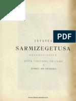 Cetatea Sarmizegetusa Reconstituită - Teohari Antonescu