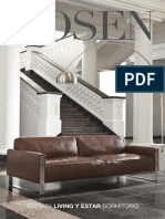 Catalogo Terraza Living y Estar Dormitorio Rosen