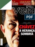 Revista Veja nº 2312  (13.03.2013)