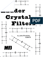 Ladder Crystal Filters
