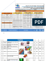 KRM LOTO + Saftey  Products Index-2