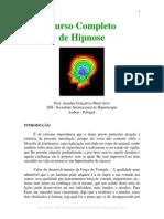 Curso Completo de Hipnose (Prof. Amadeu Gonçalves Mont´Alvo)