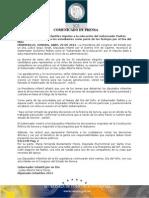 29-04-2013 El Gobernador Guillermo Padrés recibió a Diputados Infantiles como parte de los festejos del Día del Niño, donde la presidenta del congreso por un día, Lidice Soqui Singh, lo reconoció como el Gobernador de la Educación. B041349