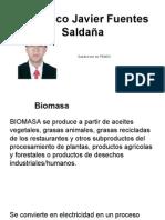 Francisco Javier Fuentes Saldaña - Etanol, energía sustentable