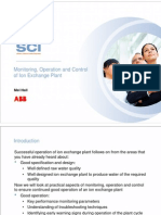 Ion Exchange Process Problems Solutions