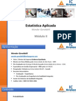 Estatística Anhanguera