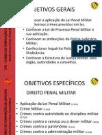 D. Penal Militar (2)