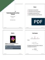 Aula de Séries de Fourier