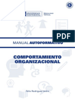 Comportamiento Organizacional ED1 V1 2014