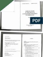 Ghid de Studiu Al Specificului Cunoasterii Stiintifice in Psihologie - Nergovan, Valeria - Marius Stanciu