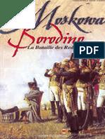 (Histoire & Collections)_ Borodino 1812